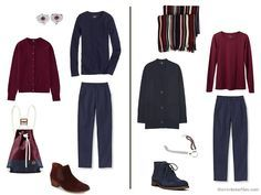 The Vivienne Files: A Drop of Wine, with 6 Neutral Colors