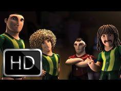 Um Time Show de bola filme completo dublado em português. / A Time Full Movie Ball Show dubbed into Portuguese.