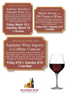 Join us for three great tastings this weekend during the final weekend of our Spring Wine sale Wine Sale, Cheese Shop, Wine And Spirits, Wines, Red Wine, Liquor, Alcoholic Drinks, Join, Bottle