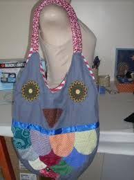 bolsas de tecidos patchwork - Pesquisa Google