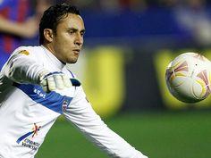 Everton y Atlético se interesan por Keylor Navas - http://mercafichajes.es/11/02/2014/everton-atletico-keylor-navas/