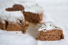 FLUFFY COCOA CAKE WITH AQUAFABA   Glutenfree * Dairyfree * Eggfree