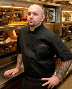 Mmmm Mmmm good..Chef Chris Santos