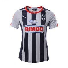 ¡Adquiere el nuevo jersey local Rayados 2014- 2015 y sé de las primeros en portarla!