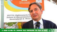 FOGLIE TV - Il CIHEAM all' EIMA per l'incontro sulla cooperazione tra It...