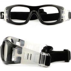 57858041e6 Mens Womens Prescription Sports Protection Goggles Glasses Basketball  Volleyball