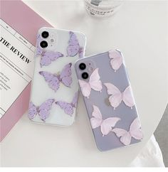 Girly Phone Cases, Pretty Iphone Cases, Diy Phone Case, Iphone Phone Cases, Telephone Iphone, Accessoires Iphone, Aesthetic Phone Case, Cute Cases, Coque Iphone