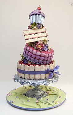 ron ben-israel cakes - Google Search