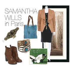 """Parisian Chic - Samantha Wills in Paris (casual)"" by katypotaty on Polyvore"