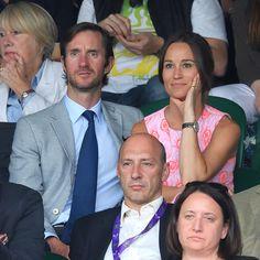 Pippa Middleton and James Matthews' wedding date revealed
