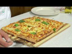 Reteta aluat de pizza si pizza Margherita | Bucataras TV - YouTube