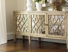 I pinned this from the Hooker - Shabby Chic, Elegant & Luxe Furniture event at Joss & Main!  Love this buffet!