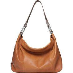 #Handbags, #LeatherHandbags - Ellington Handbags Sadie Shoulder Bag Cognac - Ellington Handbags Leather Handbags