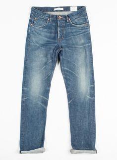 Billy Reid Standard Jean - 6 Months Worn