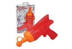 Captain Catchup - Retro Raygun Condiment Dispensers