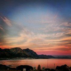 Hello beautiful sunset / #hermanus #discoverOverberg