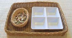 The Helpful Garden: Basic Practical Life Trays