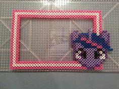 My Little Pony Twilight Sparkle Perler Bead Frame by AshMoonDesigns on deviantART