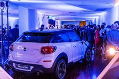 See what went down when the MINI Paceman set up shop. It's all on MINI Space. Mini Paceman, Luxury Cars, Minis, Shots, Watches, Space, Vehicles, Awesome, Fancy Cars