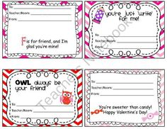 It S Time For Candy Grams Download For Free From The Ptotoday Com