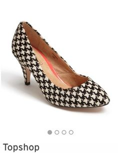 Topshop 'Maple' Pumps