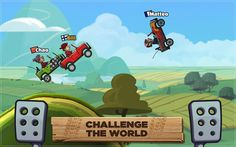 Hill Climb Racing 2 v1.3.0 [Mod/No Root] Apk Mod  Data http://www.faridgames.tk/2017/03/hill-climb-racing-2-v130-modno-root-apk.html