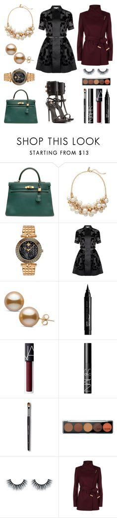 """I Dreamed a Dream"" by massielcristina on Polyvore featuring moda, Hermès, The Limited, Versace, Carven, NYX, NARS Cosmetics, MAKE UP FOR EVER, Ted Baker y Giuseppe Zanotti"