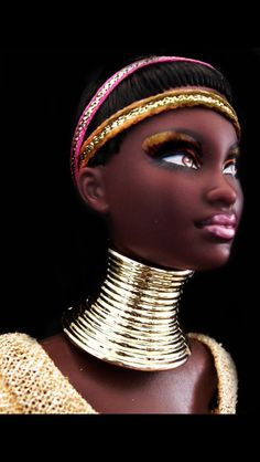 Our wood-based barbie dolls residence compilation has got a range of different varieties and sizes, our timber toy dolls buildings are delightfully detailed with visuals inside and outside. African Dolls, African American Dolls, Barbie Style, Pretty Dolls, Beautiful Dolls, Ooak Dolls, Art Dolls, Diva Dolls, Barbie Collection