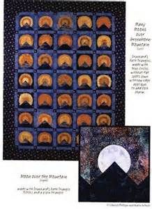 1000 Images About Moon Over The Mountain Quilts On