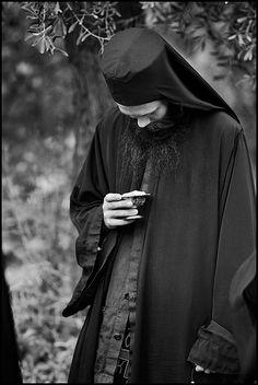 Processione in onore del profeta Elia 9, monte Athos 2009