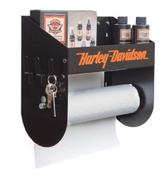 Harley-Davidson® Garage Caddy