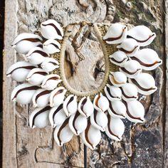 West Papua wedding necklace