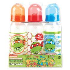 Teenage Mutant Ninja Turtles™ 3-Pack 9oz. Bottles