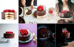 Really great post on current food photography styles and trends