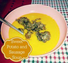 Recipe: Sweet Potato and Sausage Soup
