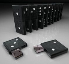 Unusual USB drives