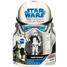 Sand Trooper Star Wars Legacy Collection Action Figure SL21 * Check out this great product.