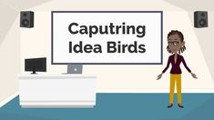 We generate lots of ideas, and this video suggests creating a criteria for extrapolating the best ones. Instructional Design, Better One, Literacy, Birds, Education, Lady, Ideas, Industrial Design, Bird
