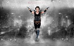 Resident Evil Retribution Wallpapers in jpg format for free
