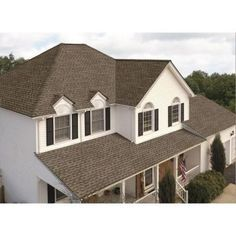 Best Shingle Roof Certainteed Landmark Georgetown Grey Williams In 2018 Pinterest Roof Colors 400 x 300