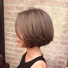 Image result for brown chin length bob