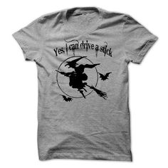 Halloween I can Drive A Stick T-Shirts, Hoodies, Sweatshirts, Tee Shirts (19.99$ ==> Shopping Now!)