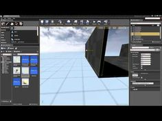 Introduction to UE4 Level Creation - 2 - Geometry Layout - YouTube