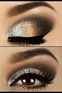 Gorgeous eyes for the holidays!