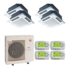 30 Best Ductless heat pump images in 2019