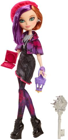 Ever After High Through The Woods Poppy O'Hair Doll