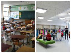 TOUCH esta imagen: Escuelas de ayer y de hoy... by Aranza