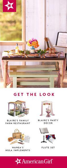 American Girl Doll 2019 Blaire Family Farm Restaurant Stock Pot ONLY