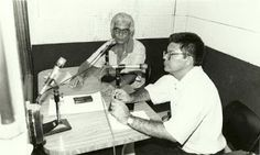 RÁDIO TABAJARA da PARAÍBA: Walter Lins, nos anos 50, integrou o Trio Jaçanã, no cast da Tabajara