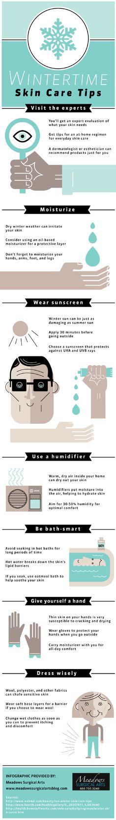 Wintertime Skin Care Tips